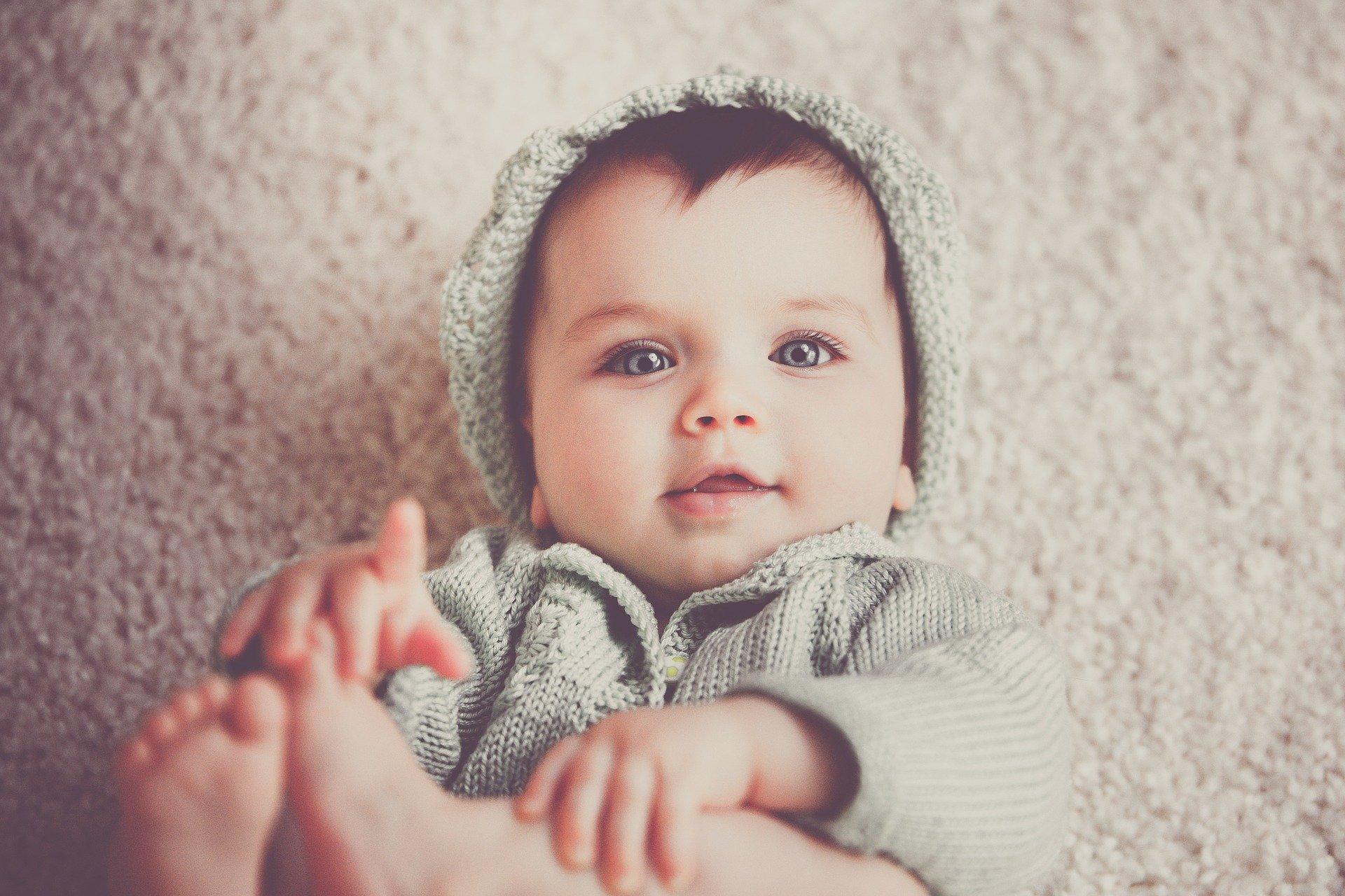 Inteligentny kombinezon sprawdzi, czy Twoje dziecko rozwija się prawidłowo