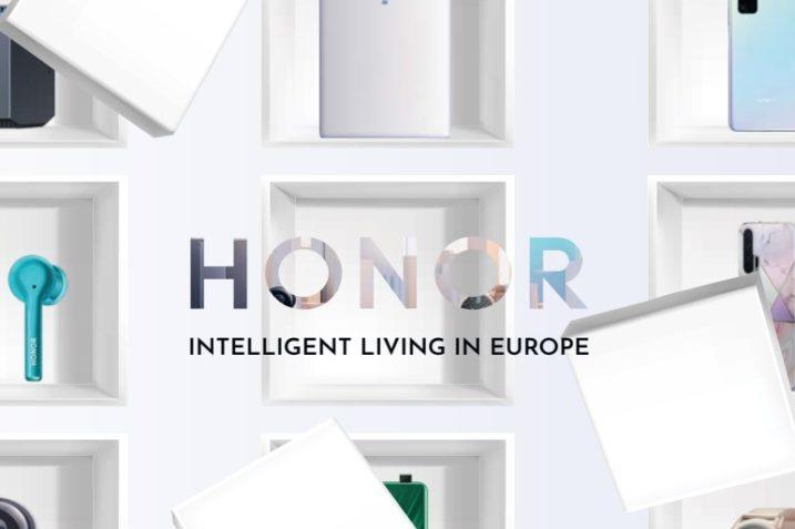 IoT przyszłością Europy, twierdzi Honor 15
