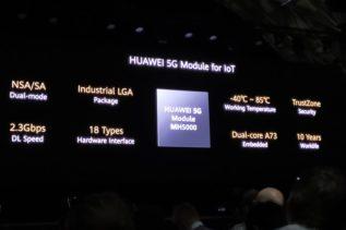 Huawei prezentuje moduł 5G dla urządzeń IoT 19