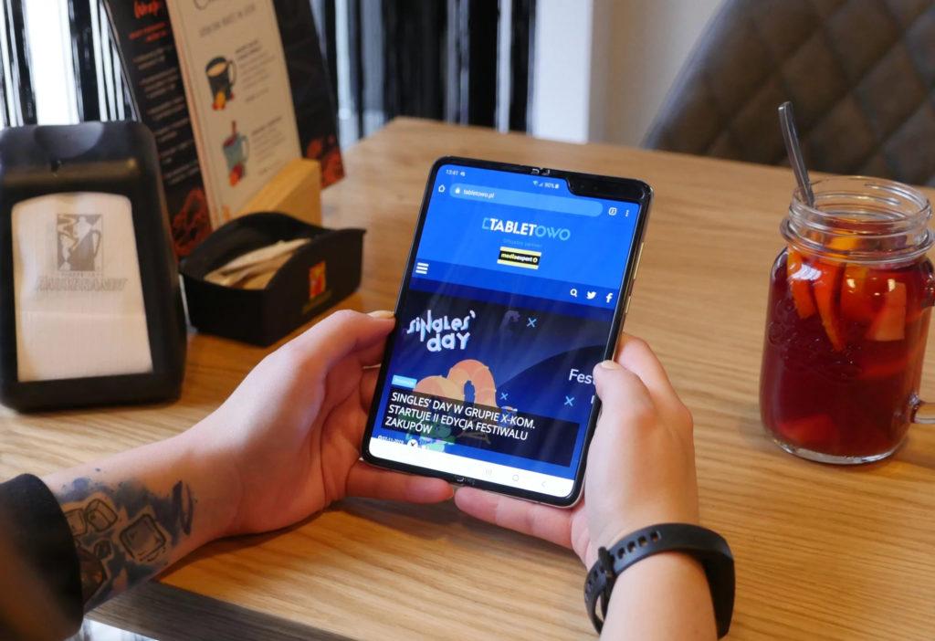 Samsung Galaxy Fold 5G mmWave