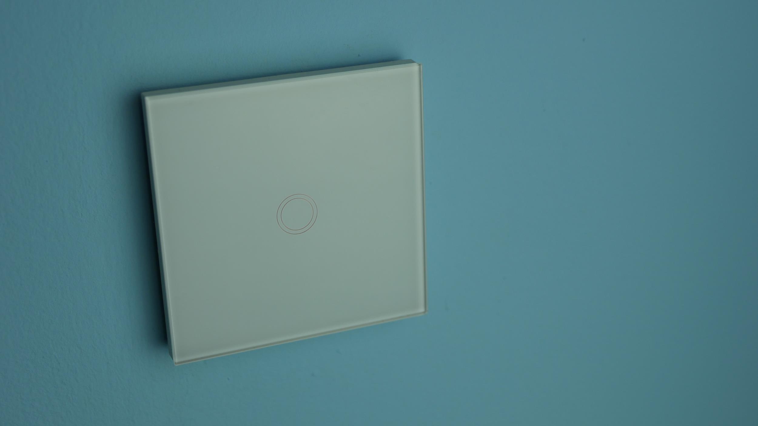 Włącznik światła B-Line / fot. Kacper Żarski