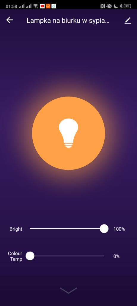 Recenzja Nous Smart Lamp S2 - test taniej inteligentnej lampki biurkowej
