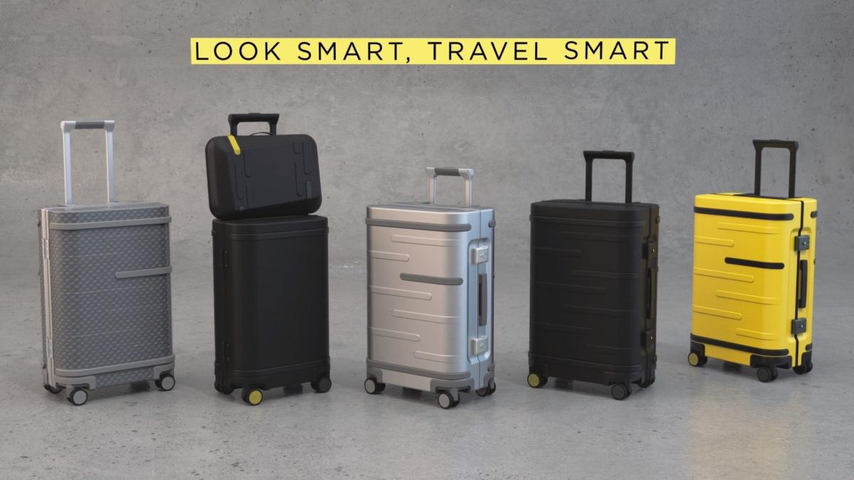 Samsara - walizka z hotspotem