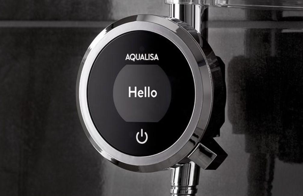 IoT wkracza do łazienki. Na początek inteligentny prysznic