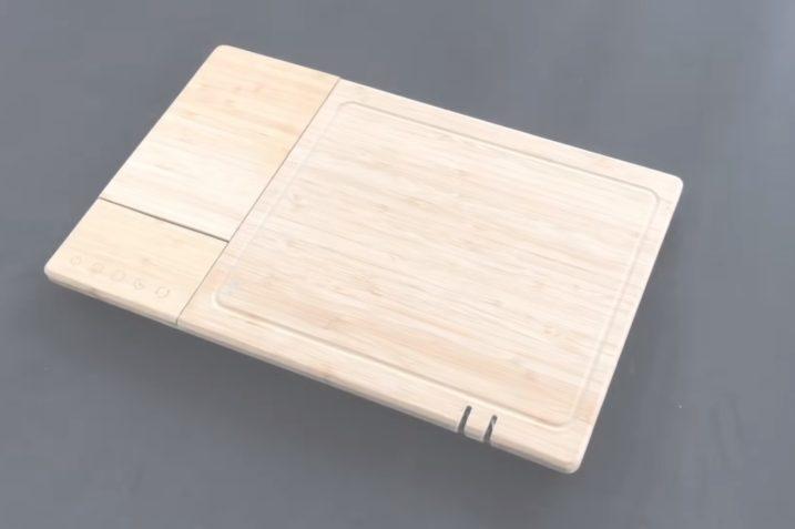 Czy deska do krojenia warzyw może być smart? ChopBox udowadnia, że jak najbardziej! 10