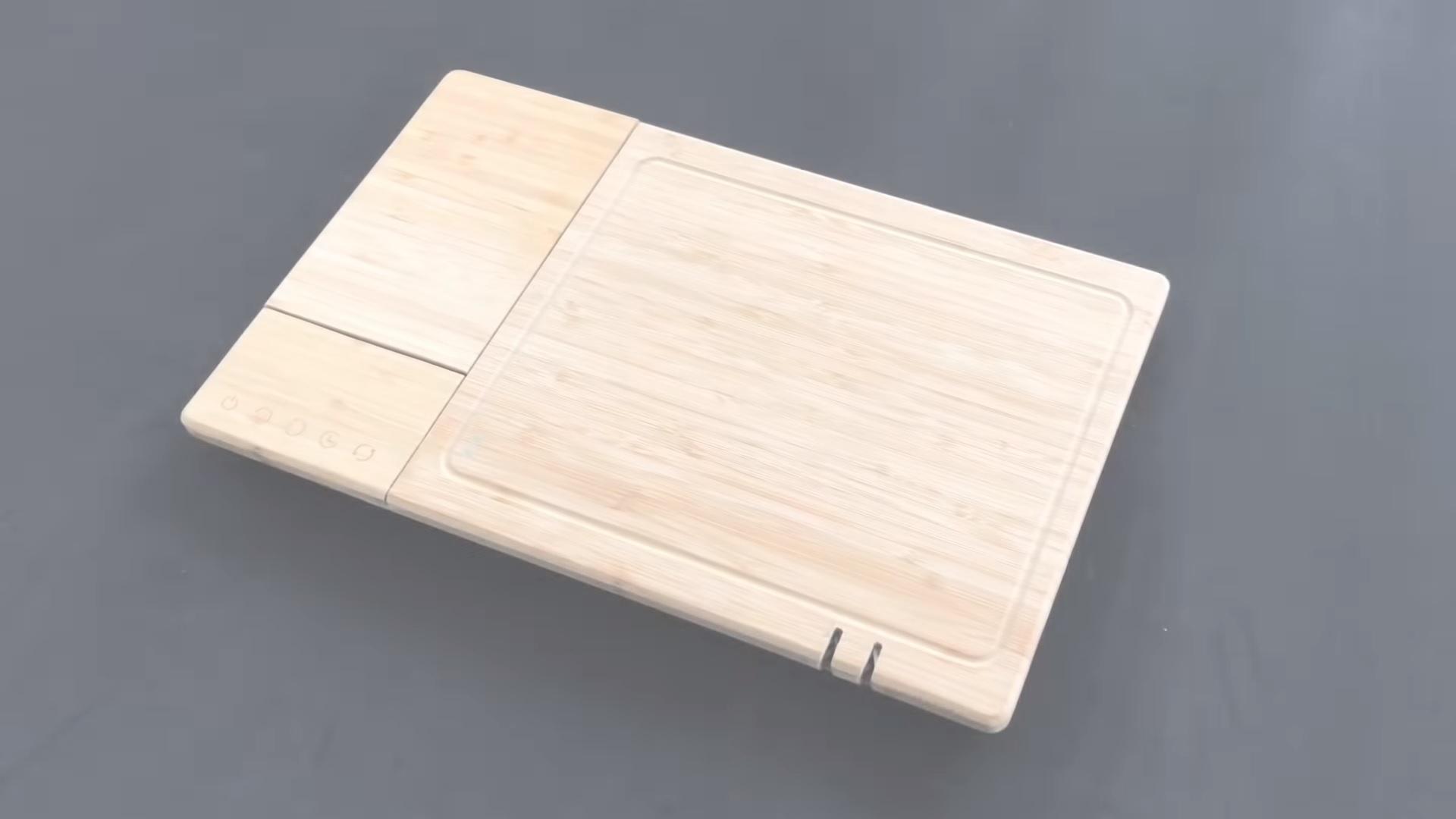 Czy deska do krojenia warzyw może być smart? ChopBox udowadnia, że jak najbardziej! 8