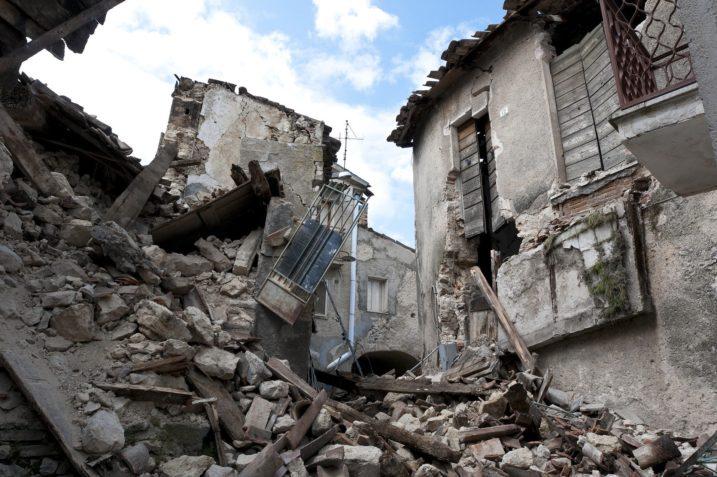 Trzęsienia ziemi lekcją dla sztucznej inteligencji 22