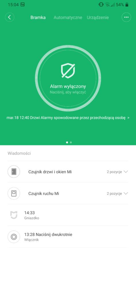 Xiaomi Smart Sensor Set - recenzja taniego wstępu do domu inteligentnego 21
