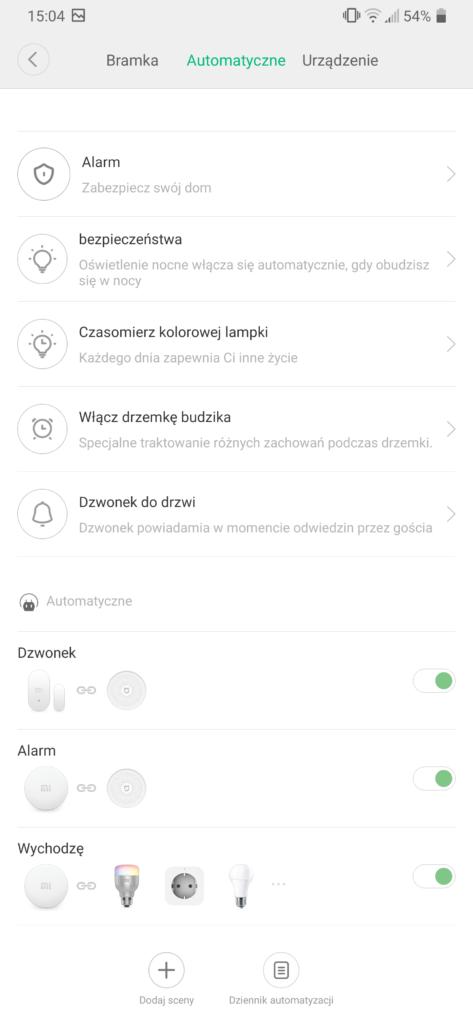 Xiaomi Smart Sensor Set - recenzja taniego wstępu do domu inteligentnego 23