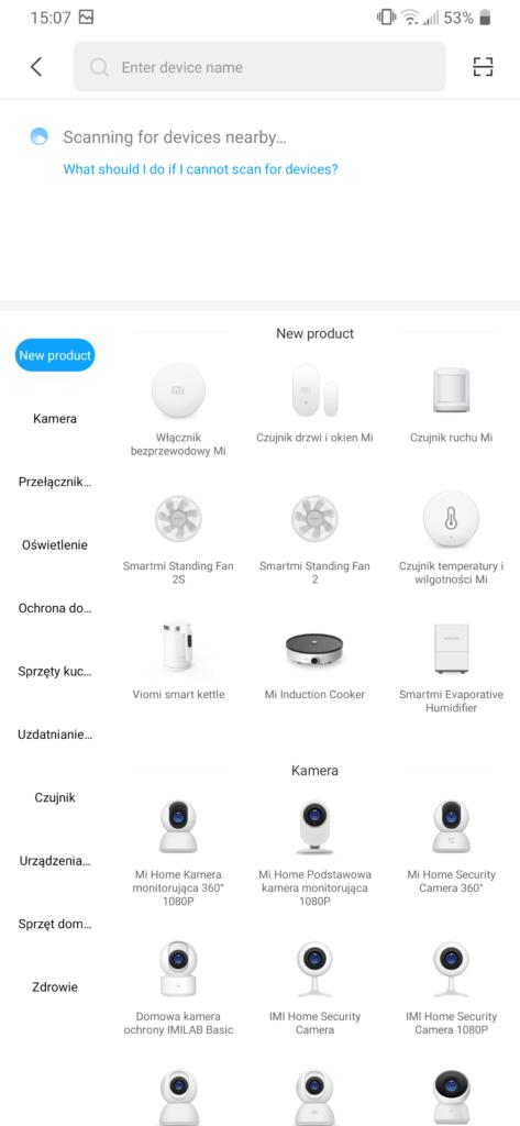 Xiaomi Smart Sensor Set - recenzja taniego wstępu do domu inteligentnego 17