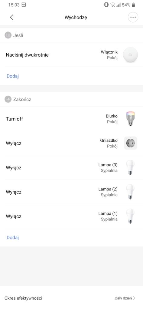 Xiaomi Smart Sensor Set - recenzja taniego wstępu do domu inteligentnego 29