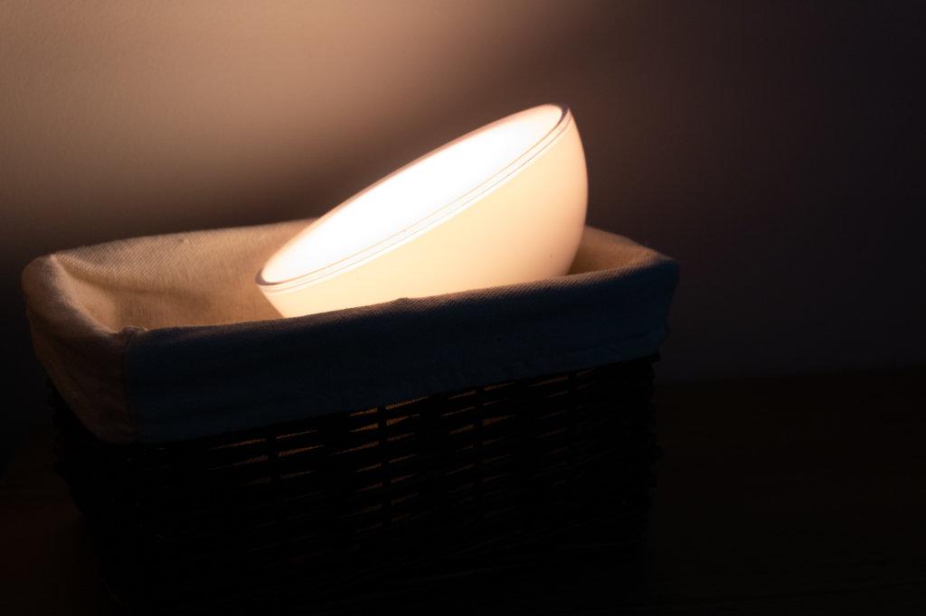 Philips Hue Go - klimatyczne oświetlenie gdziekolwiek jesteś (recenzja) 10