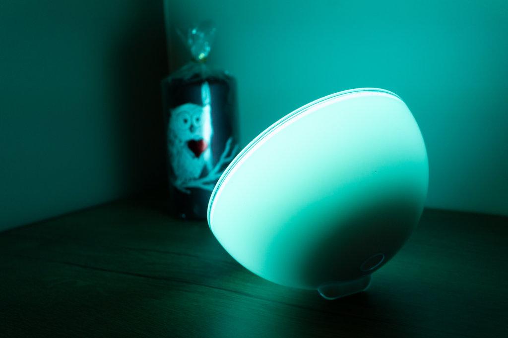 Philips Hue Go - klimatyczne oświetlenie gdziekolwiek jesteś (recenzja)