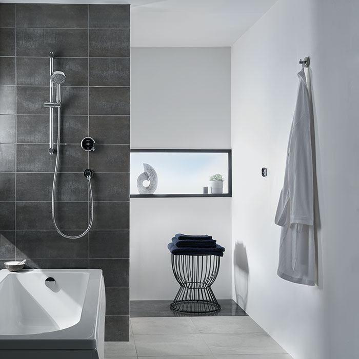 Aqualisa inteligentny prysznic