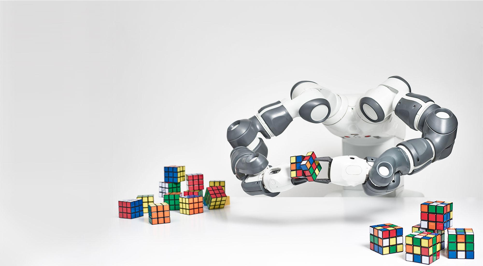 Vicarious - producent oprogramowania dla robotów, który od 10 lat chce zmienić świat. Zaufali mu miliarderzy