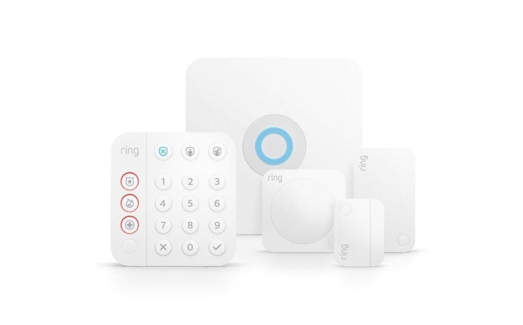 Ring Alarm Security Kit nowej generacji