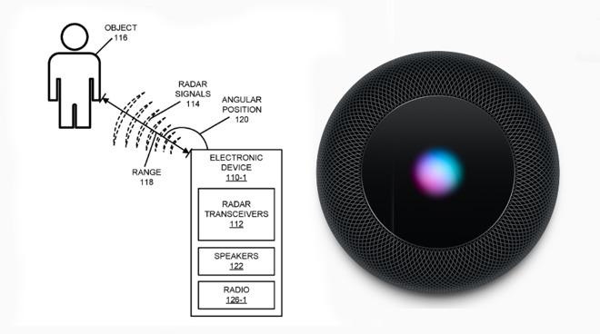 Patent dla HomePod i pozostałych urządzeń Apple