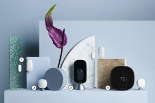 System monitoringu domowego ecobee z asystentem głosowym Alexa
