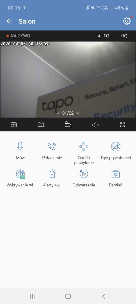 Recenzja TP-Link Tapo C200. Tania kamerka do domowego monitoringu