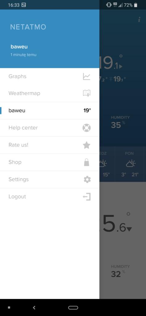 Recenzja Netatmo Weather Station - kompaktowej stacji pogodowej dla każdego