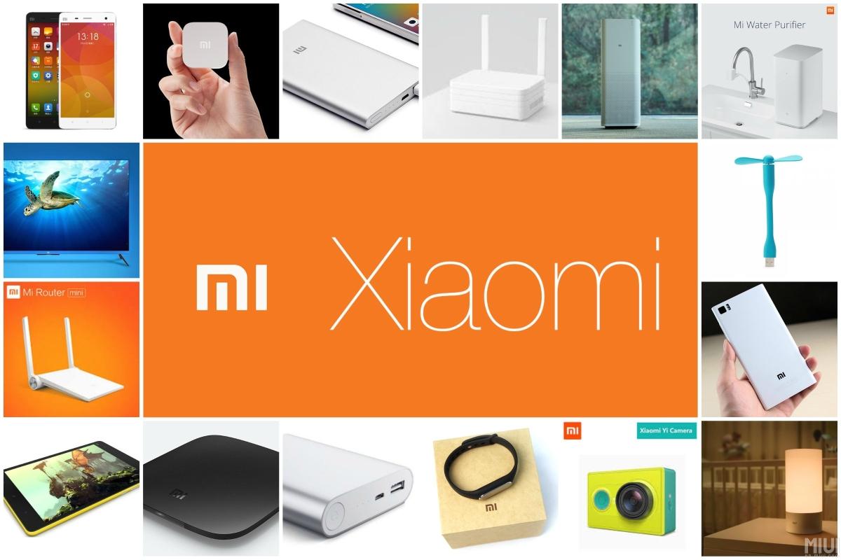 Xiaomi - nowe produkty z kategorii IoT