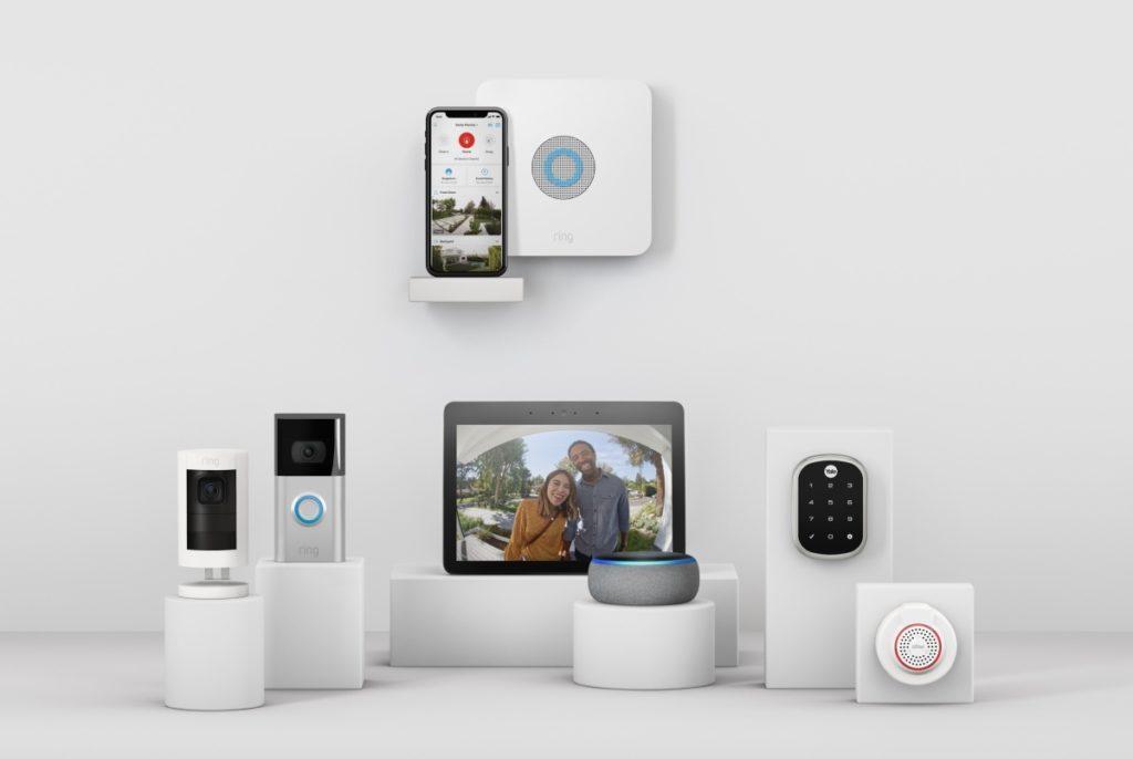Aplikacja Ring Alarm Security Kit nowej generacji dodatkowe możliwości