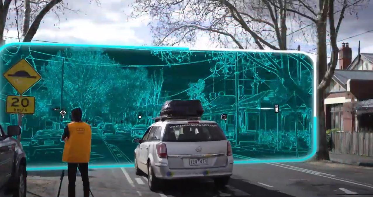 SenSen - sztuczna inteligencja rozwiązuje problem złego parkowania