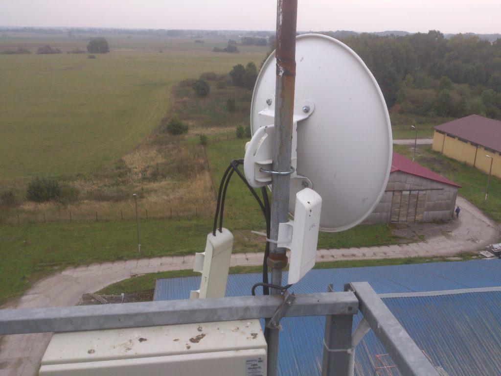 Obalamy mity 5G #1: MASZT TESTOWY 5G 200% MOCY - 5G a WiFi 5 GHz