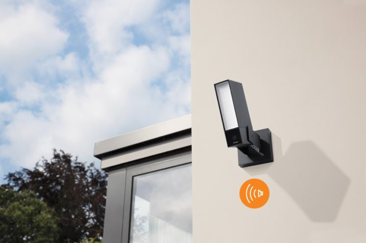 Nowa kamera zewnętrzna Netatmo z funkcją alarmu