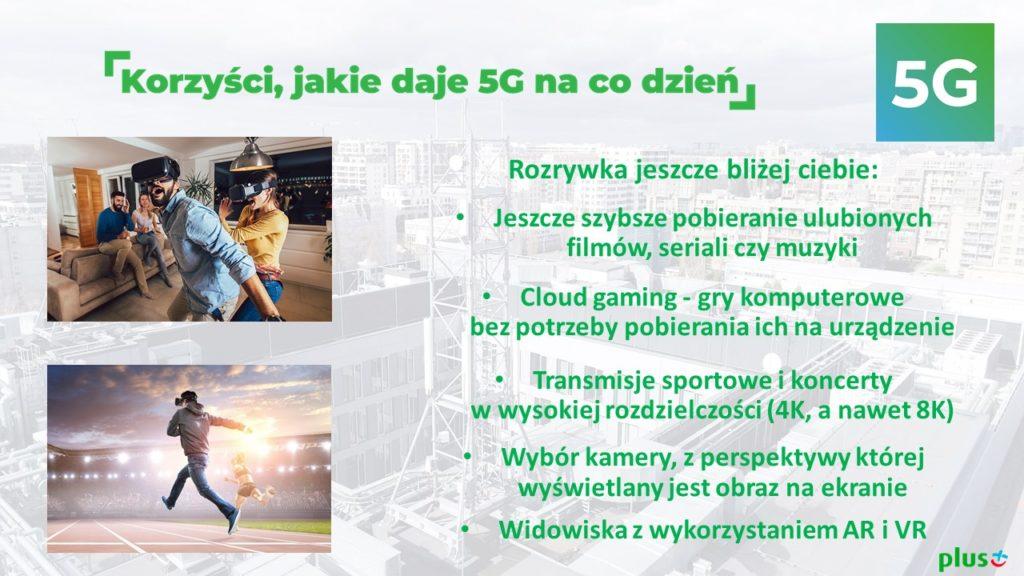 Niespodzianka! 5G od Plusa rusza już 11 maja 8