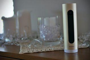 Inteligentna Kamera Domowa Netatmo / fot. Kacper Żarski