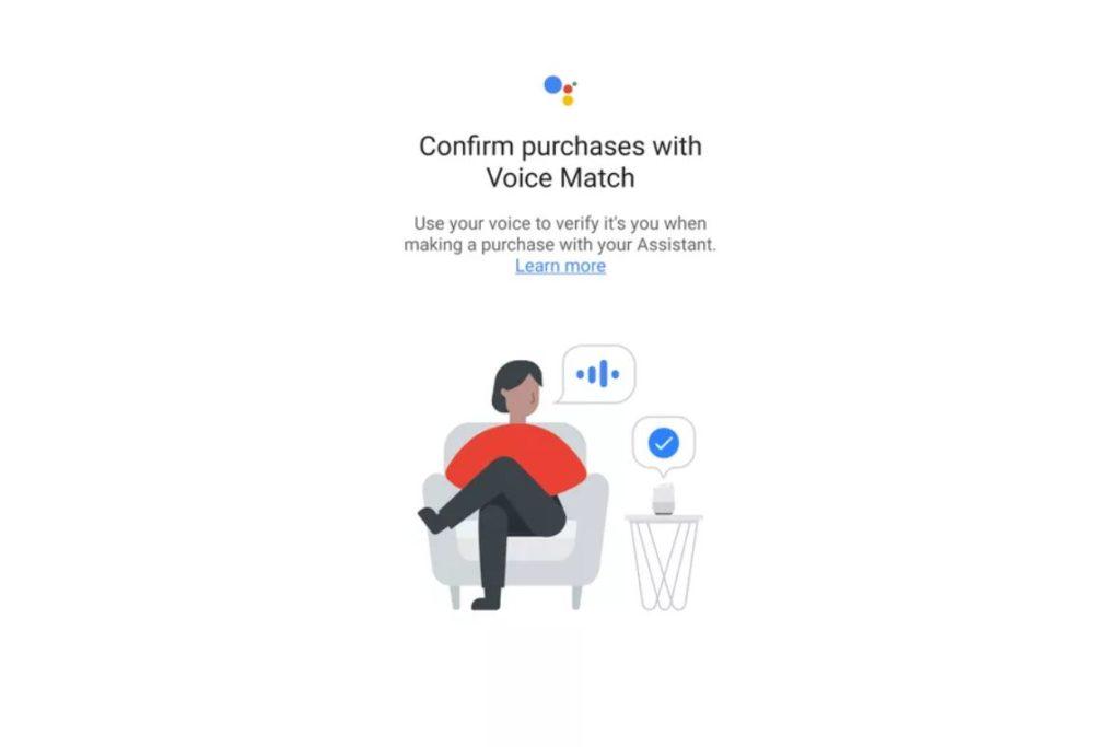 Twój głos kluczem do zakupów przez Asystenta Google