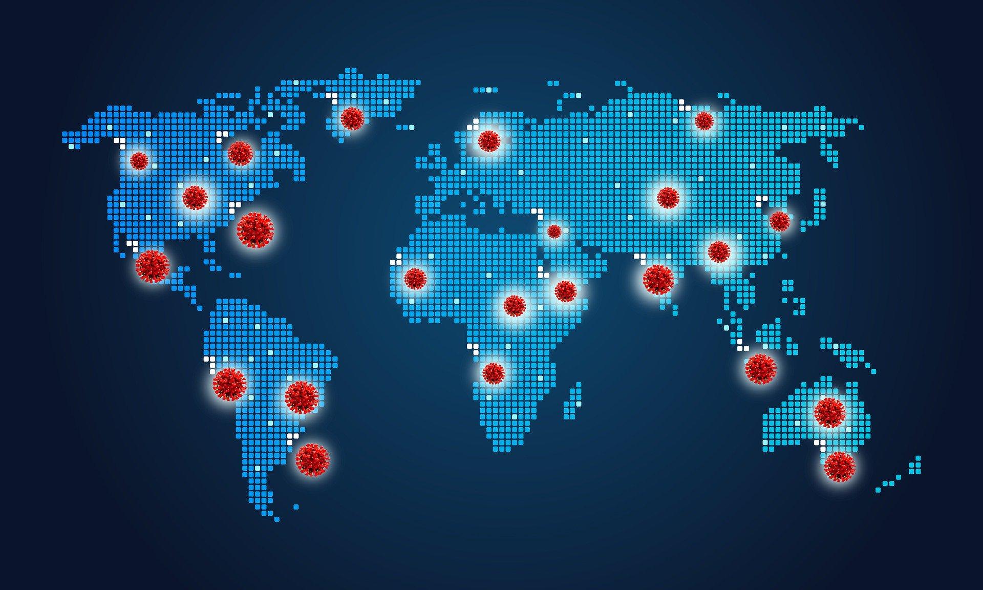 Czujniki IoT pomocne w wykrywaniu rozprzestrzeniania się wirusów