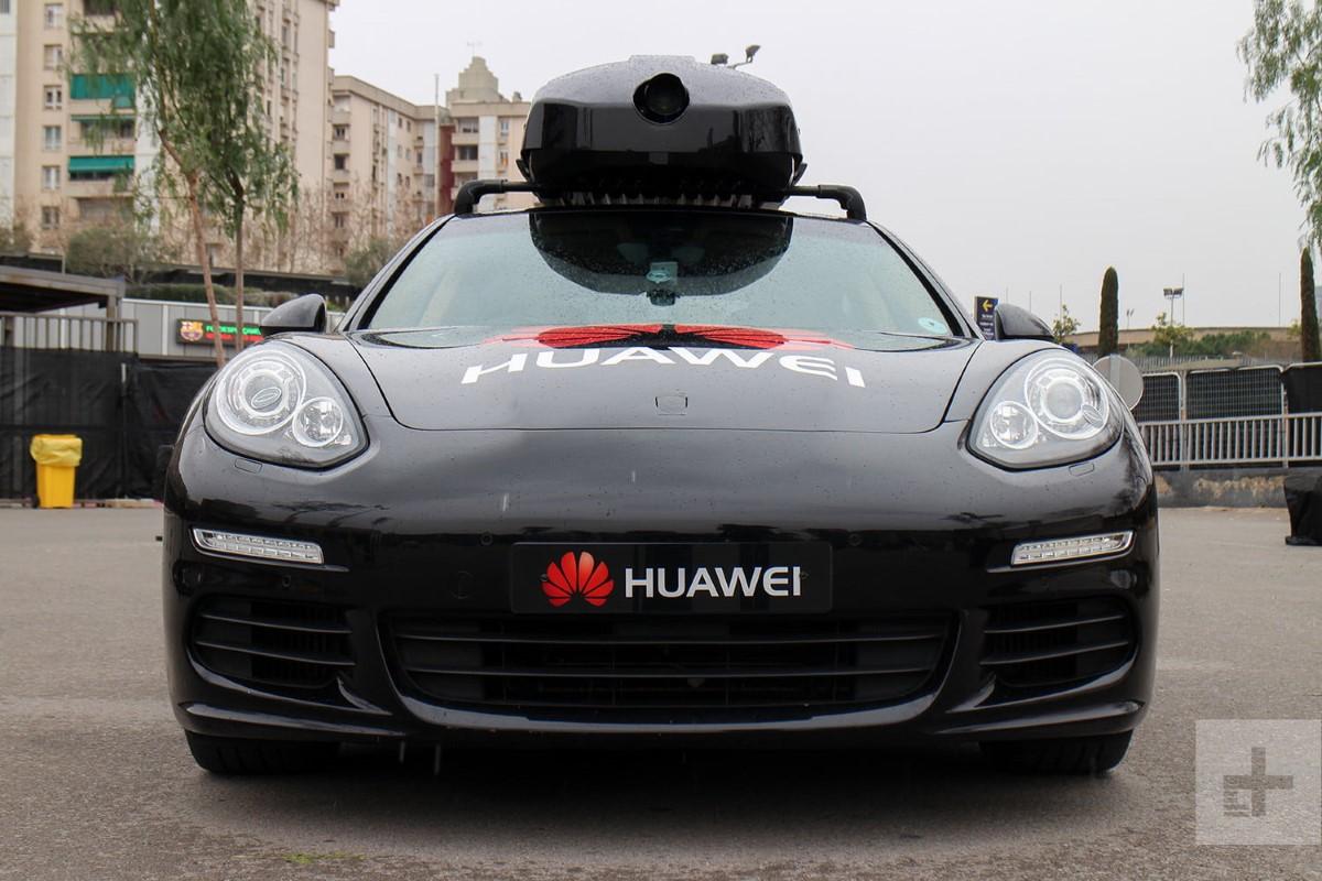 Huawei ma już doświadczenie w branży motoryzacyjnej