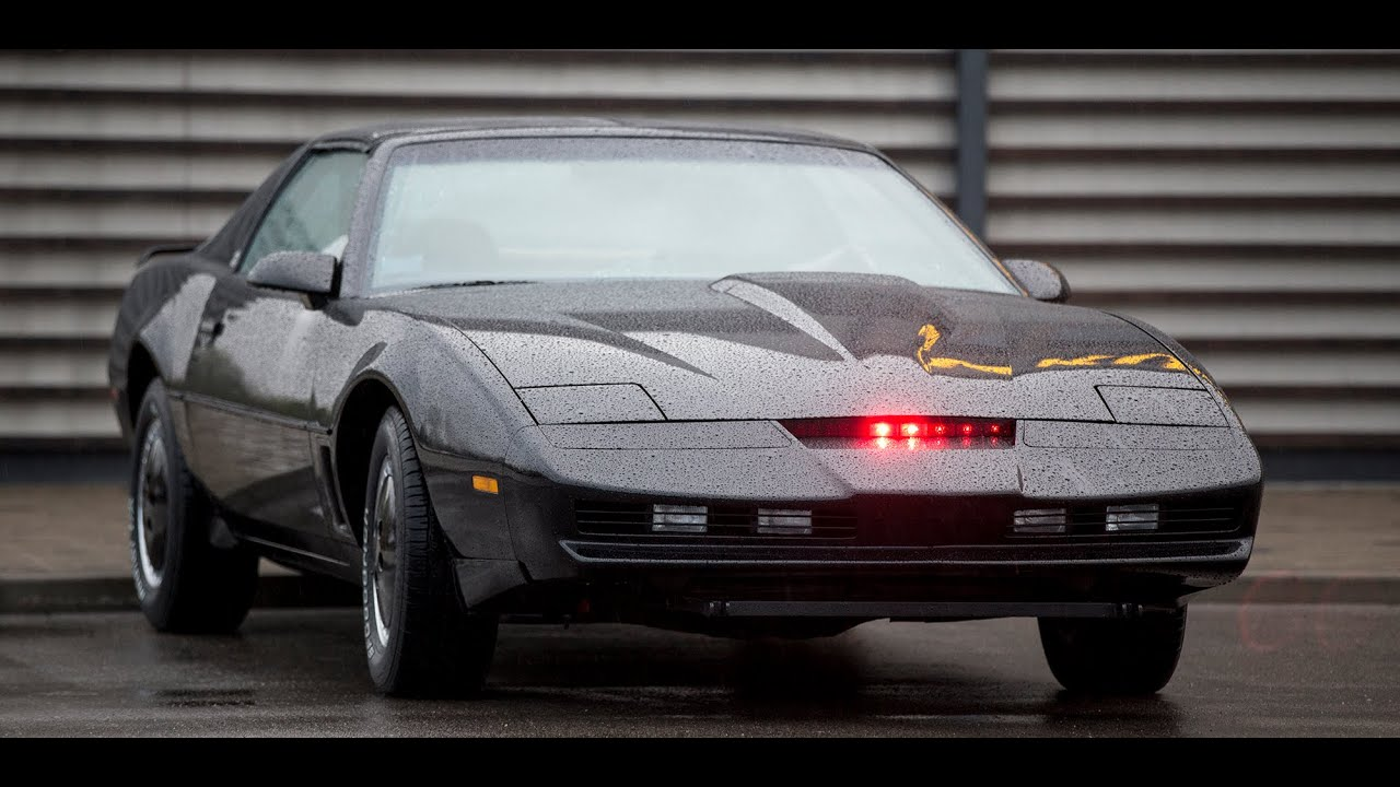 Jeden z najsłynniejszych Inteligentnych samochodów... istniał tylko w serialu