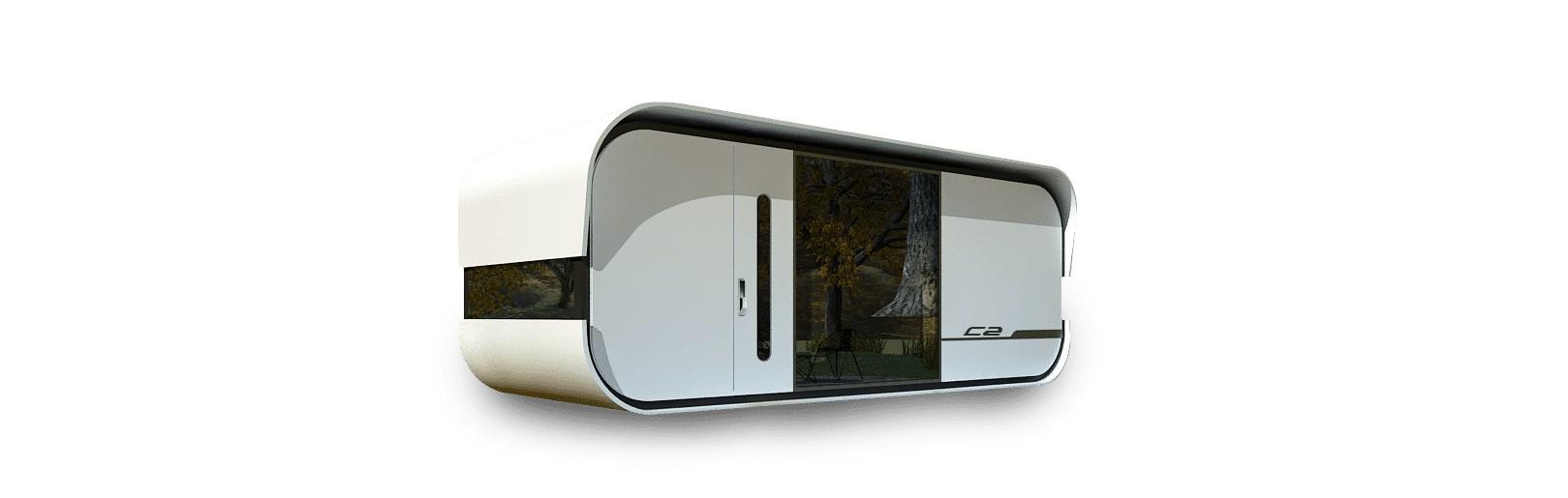 Nestron Cube 2 - domek holenderski z przyszłości