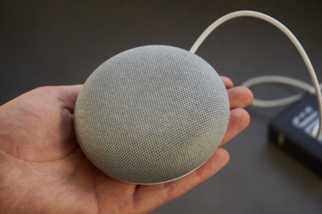 Google Home Mini - oiot.pl