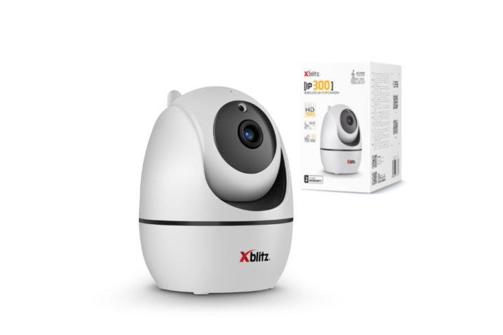 Nowa kamera wewnętrzna Xblitz IP300