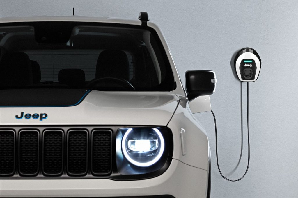 Jeep Renegade należy do gamy koncernu Fiat Chrysler
