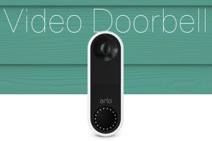 Arlo Touchless Video Doorbell