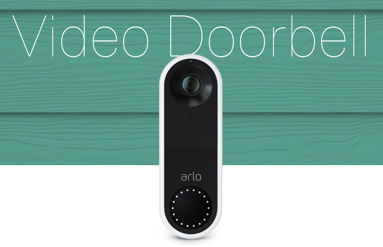 Arlo Touchless Video Doorbell