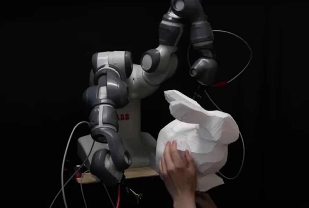 RoboCut - robot, który potrafi rzeźbić jak artysta 7