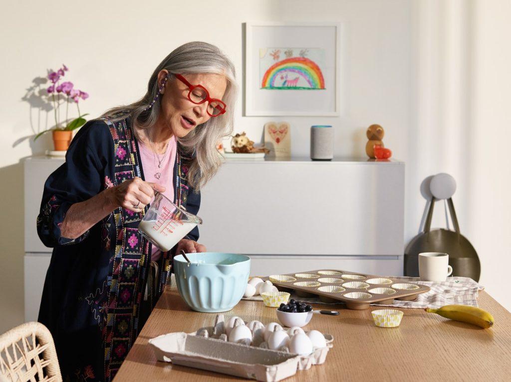 Potrzebna pomoc w kuchni? Alexa pomoże usprawnić pracę bez jej przerywania.