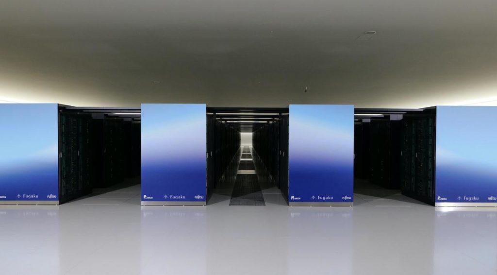Fugaku - poznajcie najmocniejszy superkomputer świata