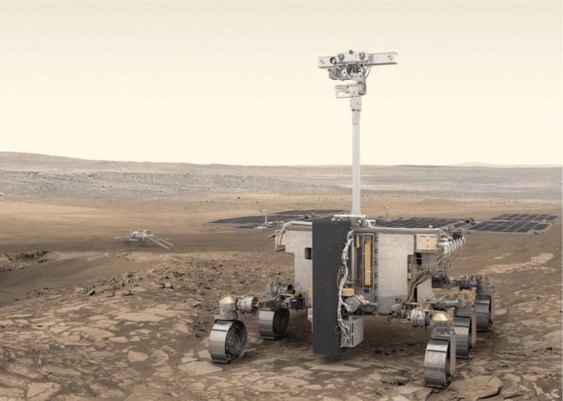 NASA użyje sztucznej inteligencji, aby odnaleźć życie na Marsie