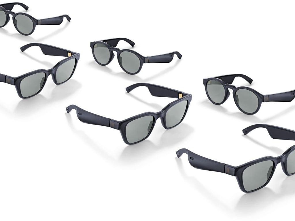 Bose Frames pokazywały skalę możliwości Rozszerzonej Rzeczywistości w urządzeniach audio