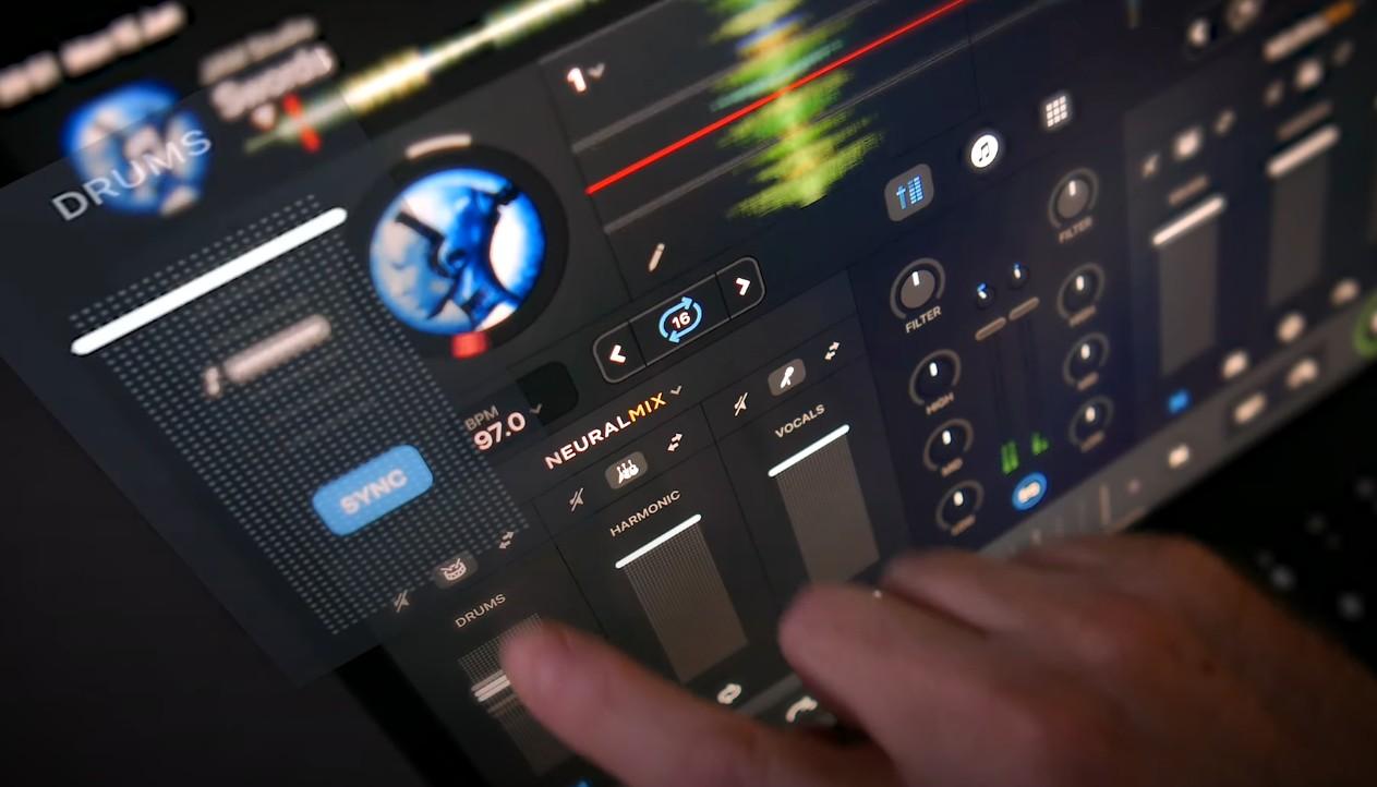Djay Pro: sztuczna inteligencja zamienia muzykę w instrumentale i wersje acapella