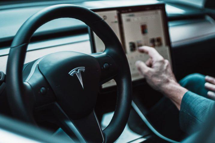 Tesla Model S z rekordem jazdy na jednym ładowaniu 4