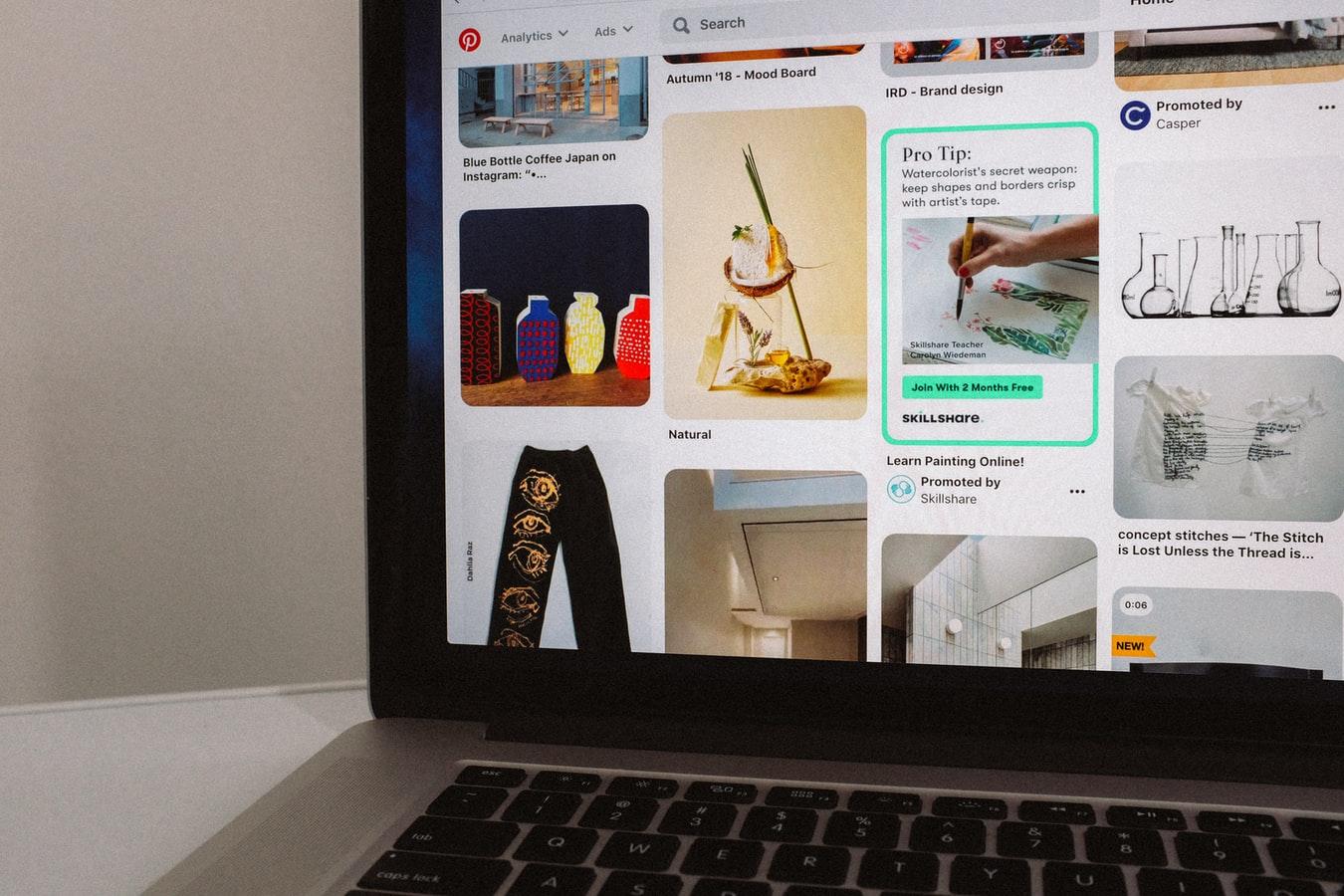 Google Keen, czyli nowy rywal dla serwisu Pinterest