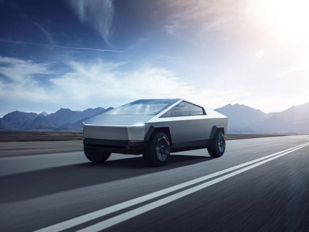 Tesla Cybertruck wyznacza nowy trend w projektowaniu